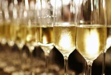 champagne present till pojkvän