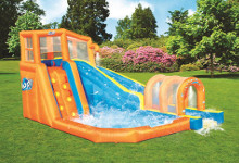present barn vattenpark