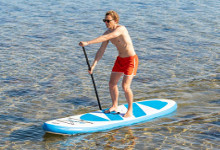 Presenttips stand up paddle