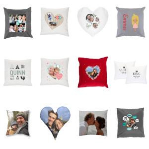 kudde med foto - Personliga presenter
